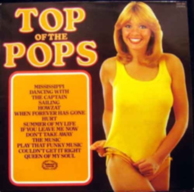 top of the pops record