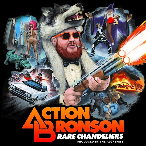 Action Bronson, Rare Chandeliers
