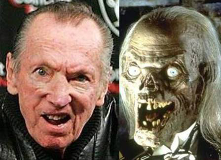 Al Davis and the Crypt Keeper