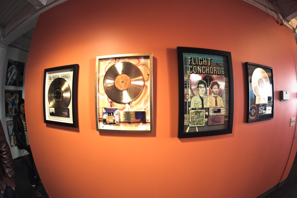 Sub Pop Offices