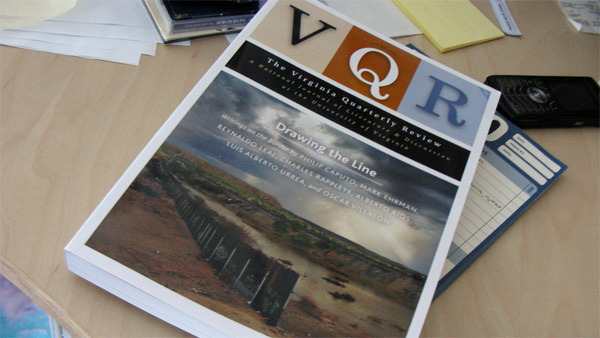 VQR  virginia quarterly review