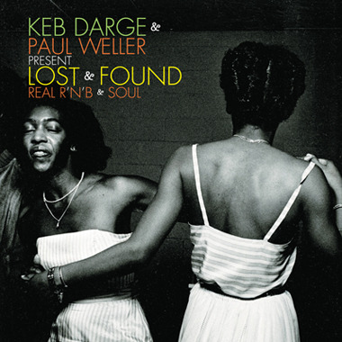 keb darge and paul weller lost and found