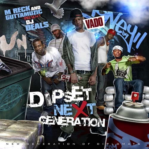 dipset next generation mixtape