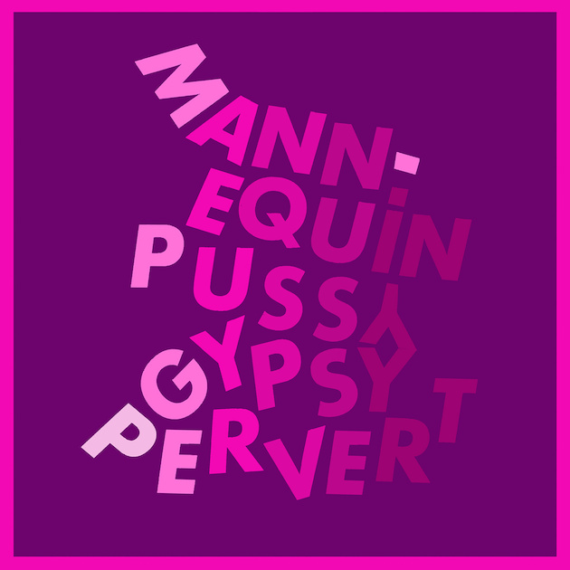 mannequin pussy gypsy pervert cover