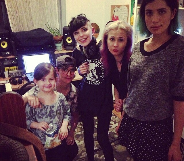 Pussy Riot and JD Samson