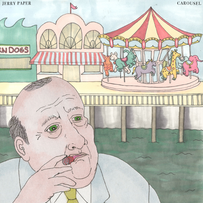 Jerry Paper Carousel