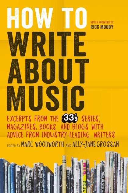 How to write about music 33 1/3
