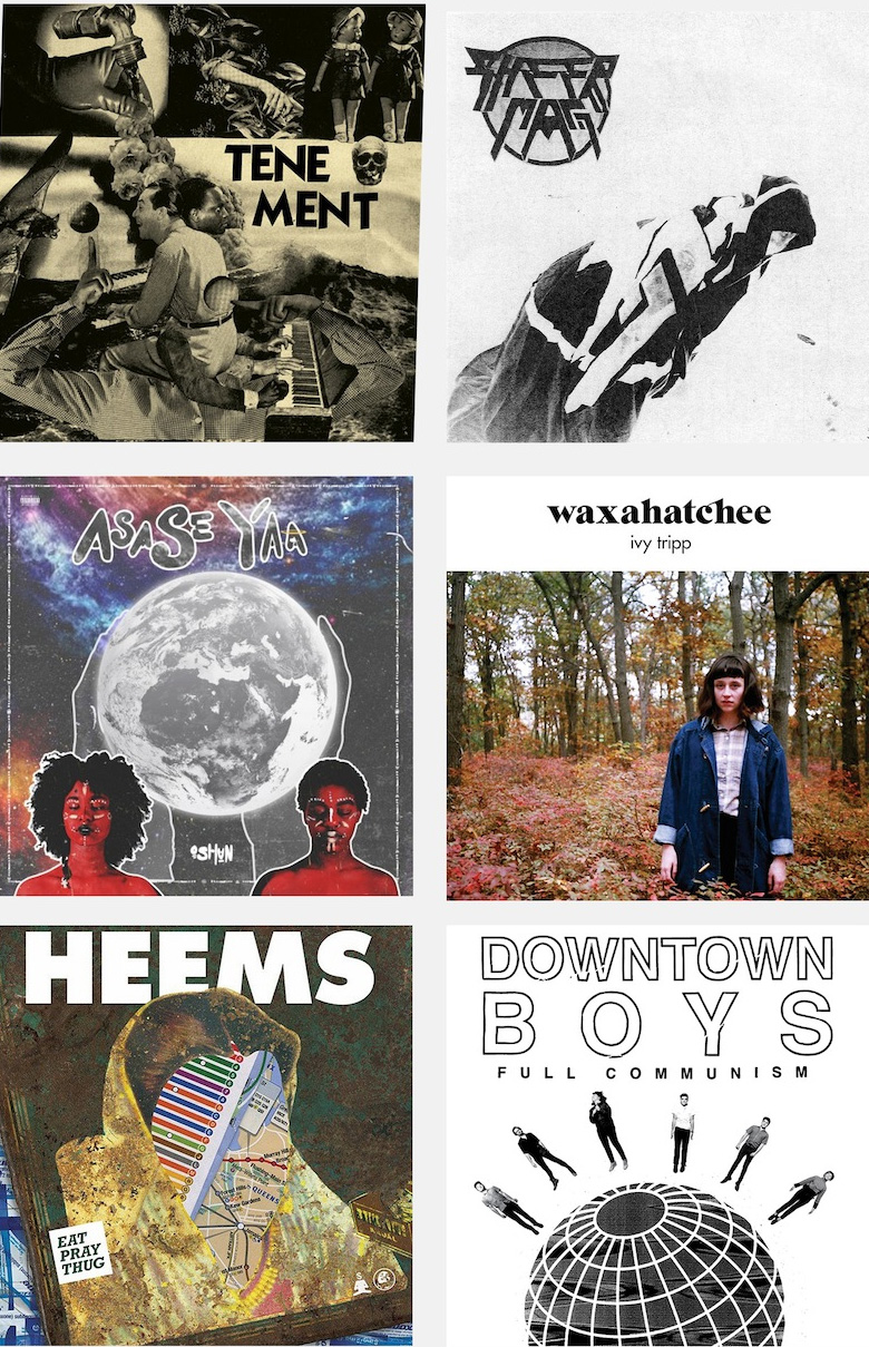 the best music of 2015