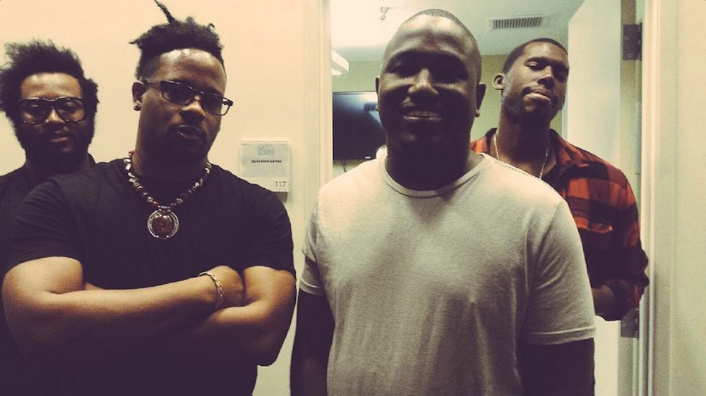 Hannibal Buress, Open Mike Eagle, Thundercat, Flying Lotus