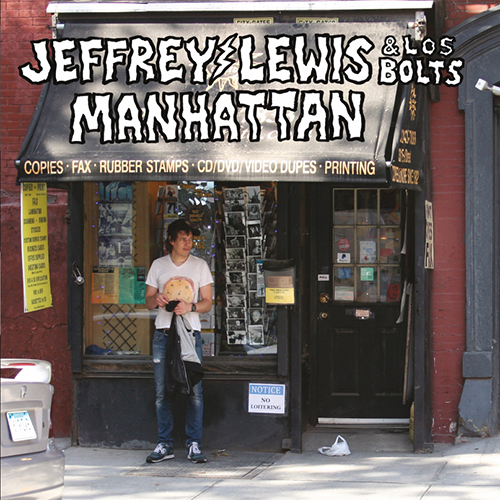 Jeffrey Lewis manhattan