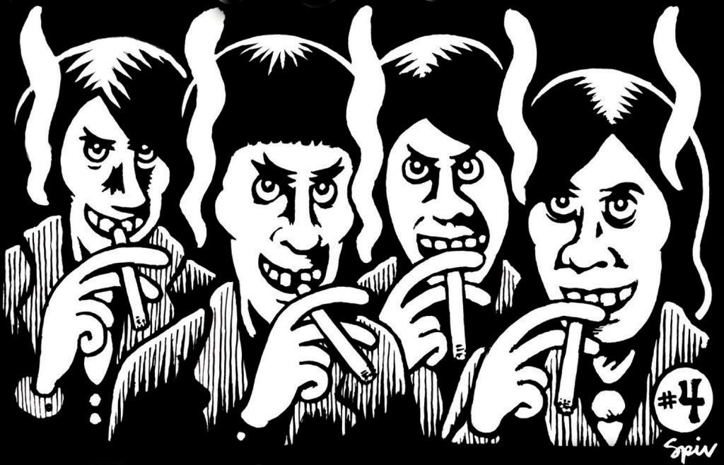 Kinks Illustration by Avi Spivak.