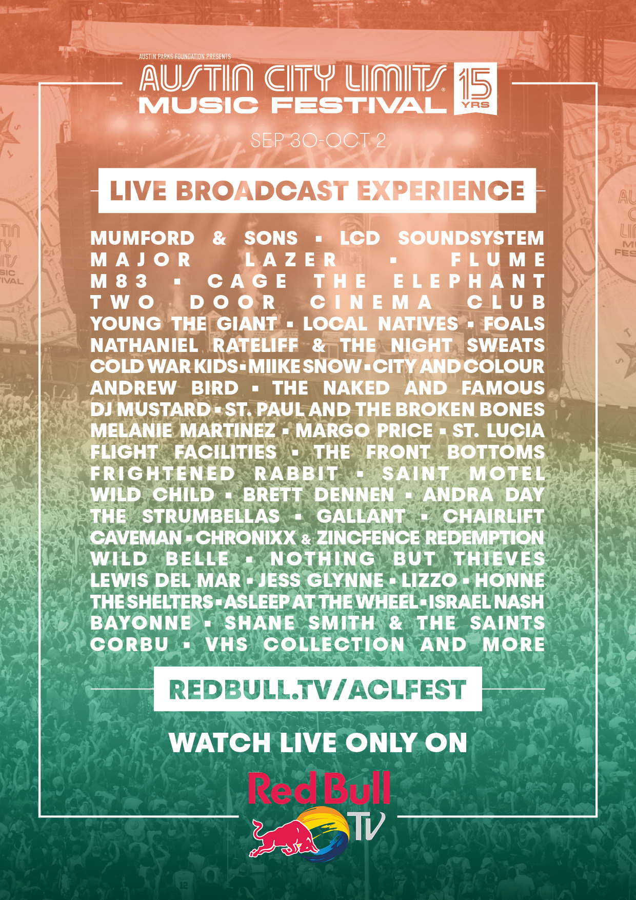 Watch ACL Live - IMPOSE Magazine
