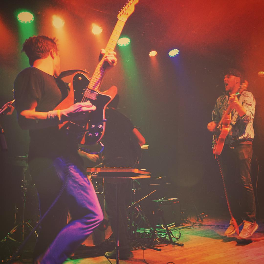 Nick D' and The Believers Set to Play Mercury Lounge - News