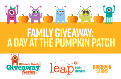 SPONSORED: Win a BoBrook Farms Pumpkin Patch Family Experience