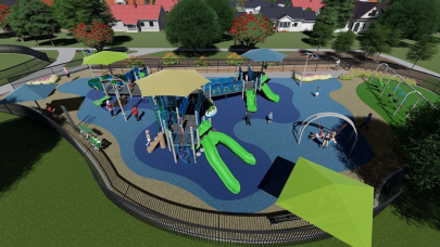 Maumelle is Getting an Accessible Playground and Splash Pad