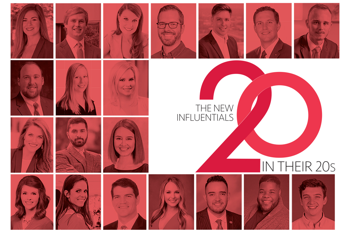 The New Influentials: 20 In Their 20s Seem to Get Younger Every Year