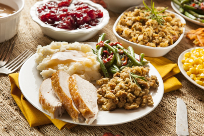 SPONSORED: Enter to Win a Complete Thanksgiving Turkey Dinner!