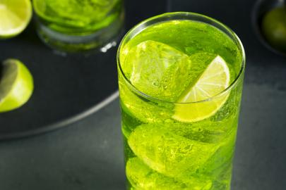 Halloween Recipe: Frankenstein's Monster Juice