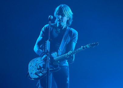 Photos: Keith Urban at Verizon Arena