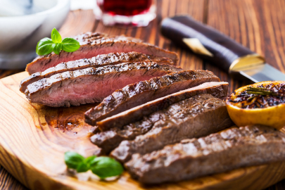 Recipe: Tender Flank Steak from The Robust Olive