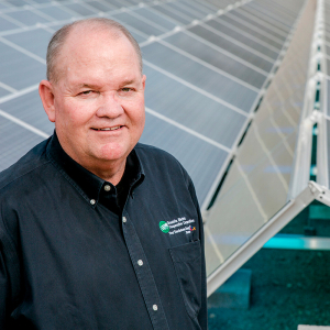General Dynamics, Today's Power Plan Major Solar Projects in Calhoun County