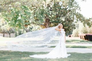 Allison's Stunning State Capitol Bridals
