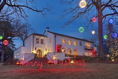 Celebrate the Holidays at the Edgemont House