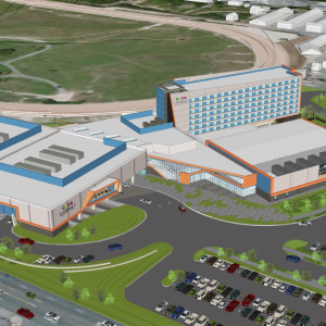 Oaklawn Plans $100M Expansion, High-Rise Hotel, More Casino Space