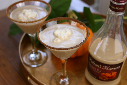 Try This Recipe: Friendsgiving Martini