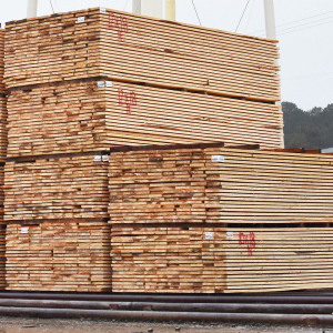 Timber Industry Slowdown May Signal Recession