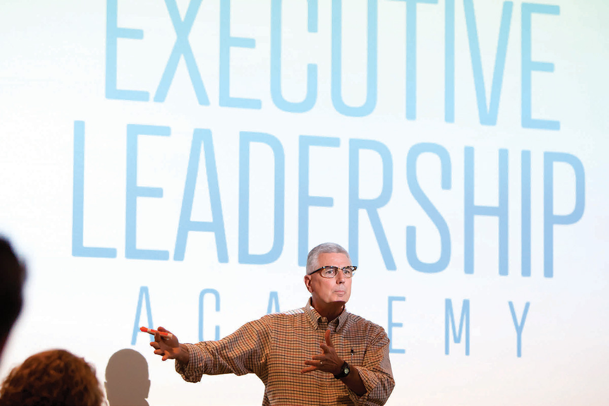 John Allison, Marcy Doderer Headline Arkansas Business Executive Leadership Academy