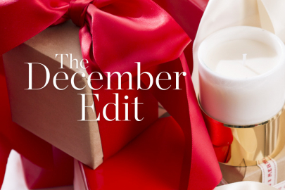 The December Edit: The Table is Set