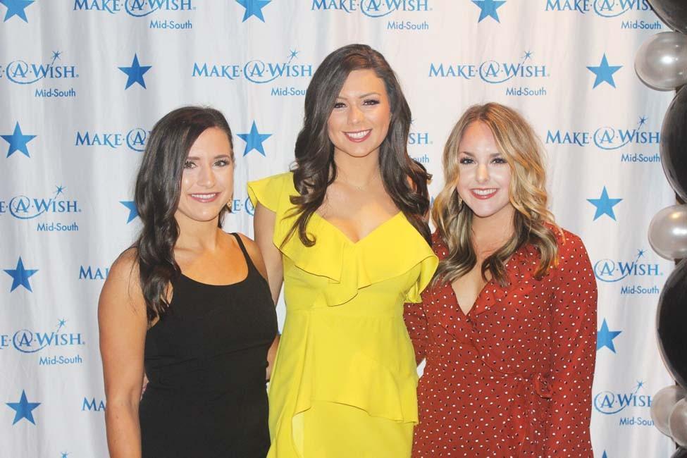 Taylor Epperson, Brooke Butler, Lauren Fredrick