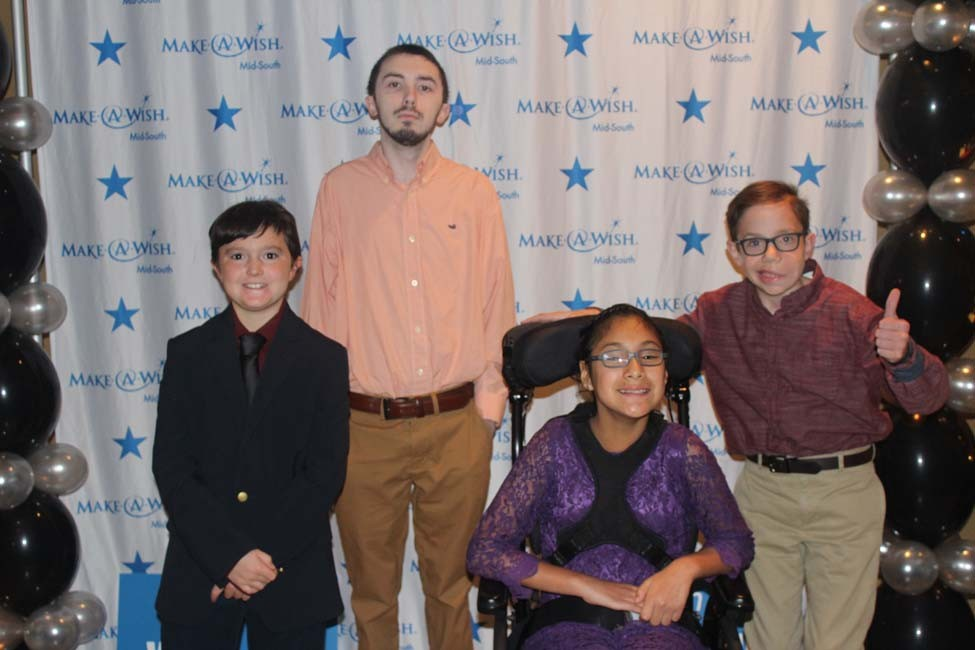 Nate Brewer, Miles Anderson, Edyn Grace Walterhouse, Luke Siria