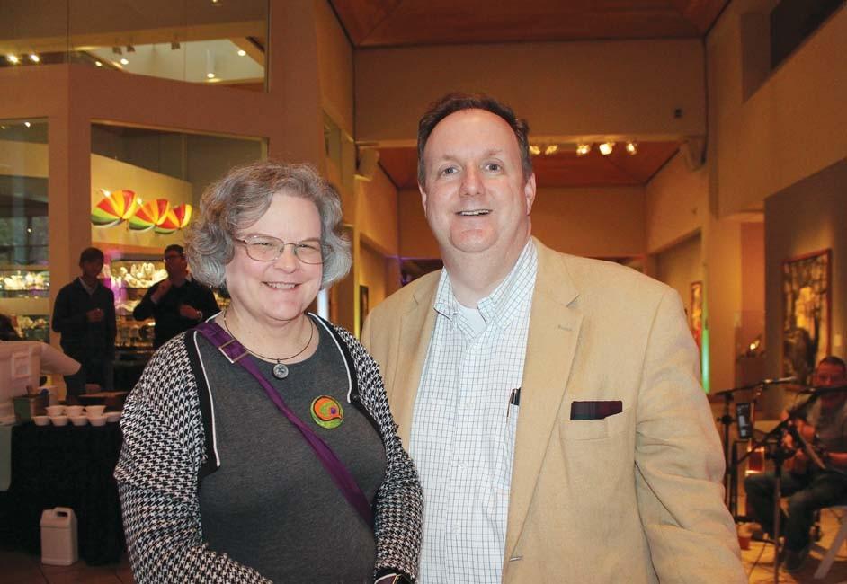 Ann Wagner, Scott Carter