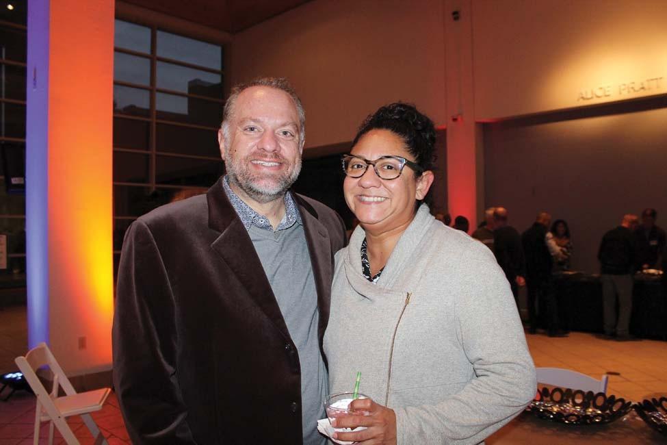 Patrick and Lourdes Mahoney