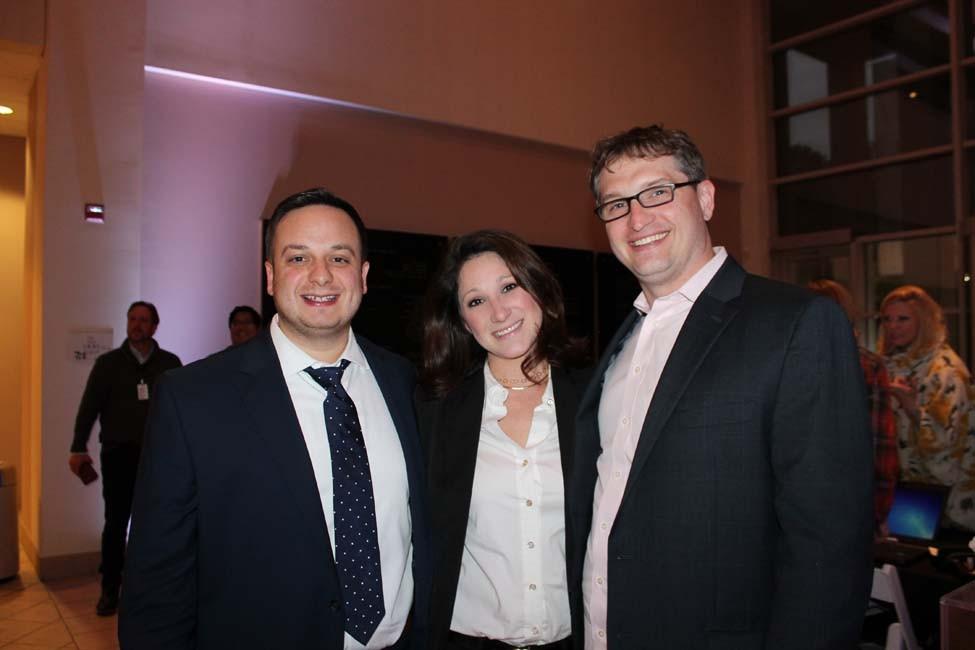 James Chaves, Lisa and David Kopittke