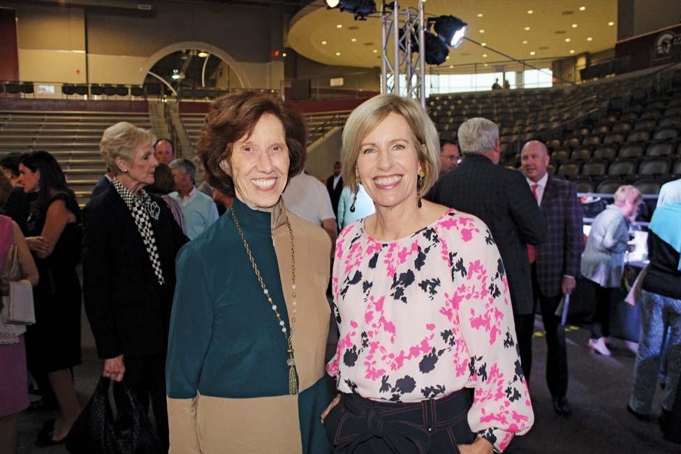 Peggy Flesher, Dora Jane Flesher