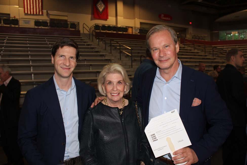 James Sumpter, Barbara Hoover, P. Allen Smith