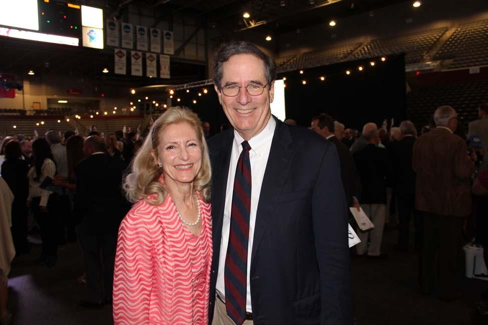 Mimi and Joe Hurst