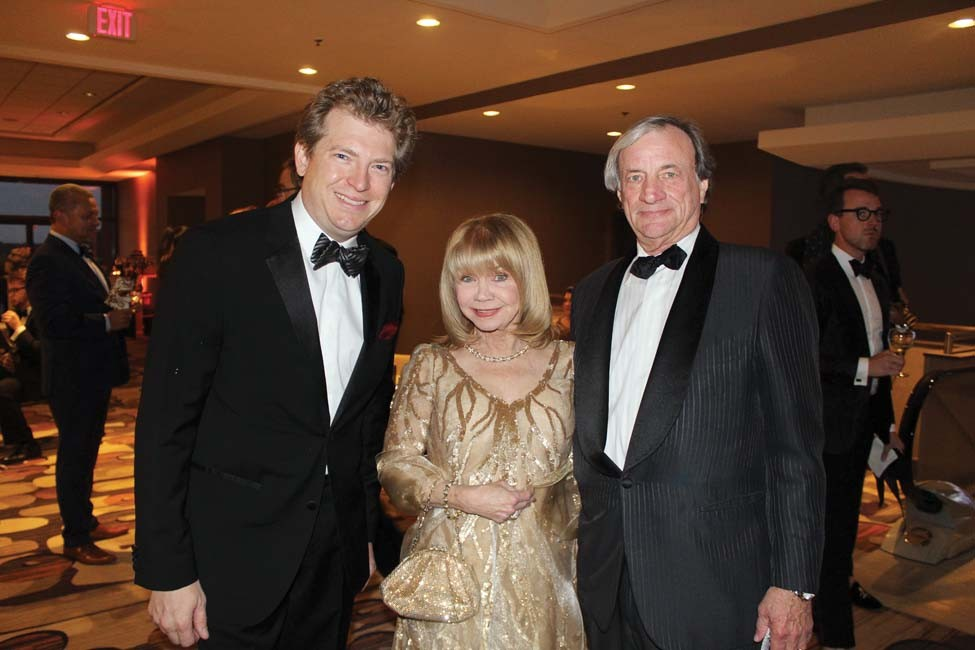 Philip Mann, Cindy and Chip Murphy