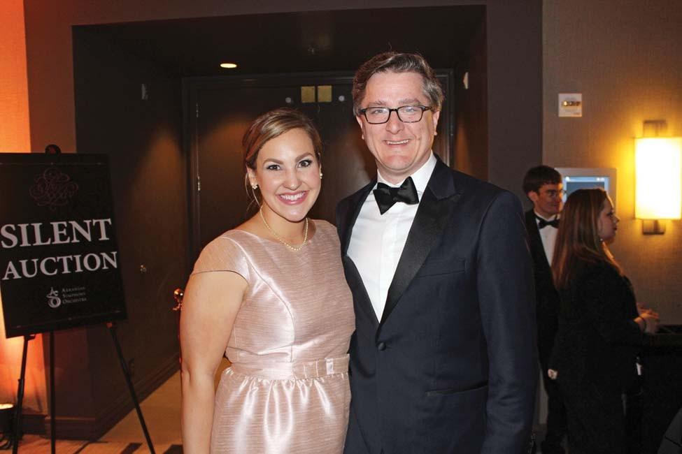 Rebecca and Chris Bahn