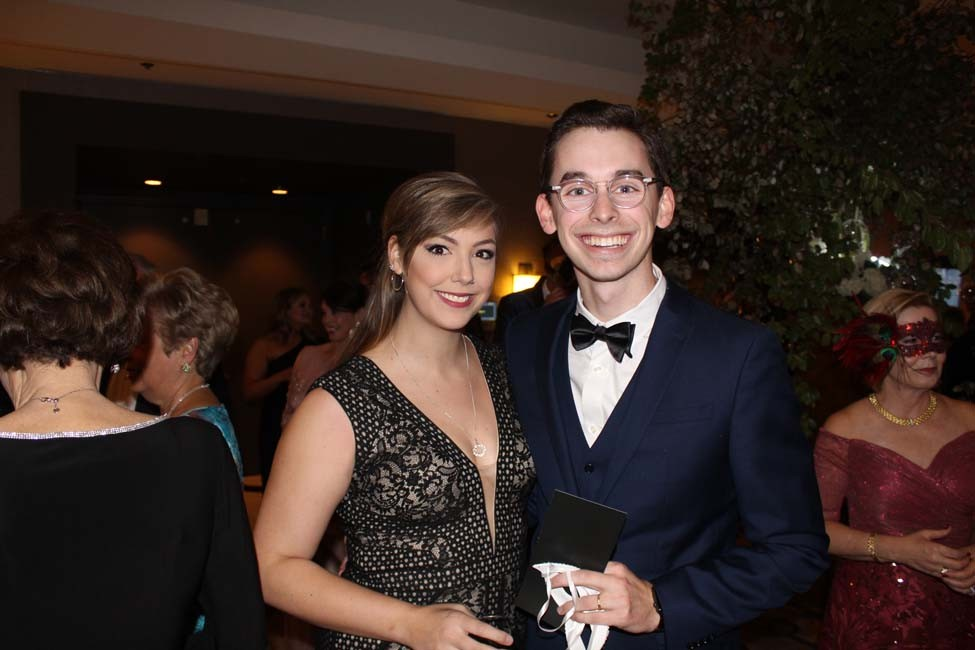 Kaitlyn and Andrew Levenson
