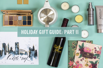 Little Rock Soirée Holiday Gift Guide 2018: Part II