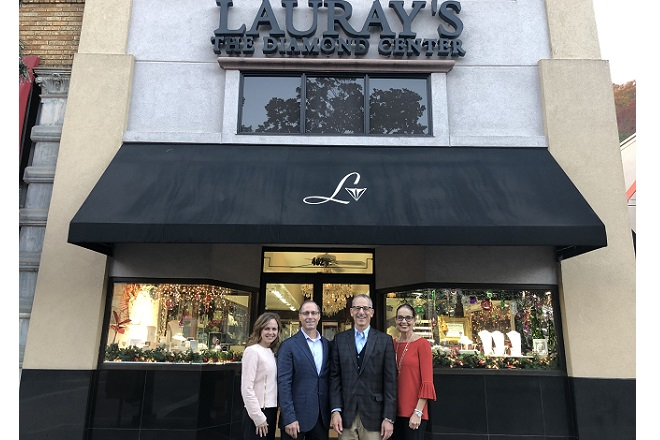 Lauray's the Diamond Center, Murphy-Pitard Jewelers to Merge