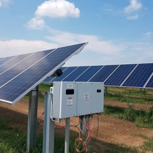 Clarksville Shines, Saves, Conserves With Solar Power  (Environmental | Winner, Class II)