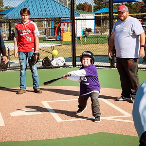 Monticello Says 'Play Ball' With Miracle League Field (Wellness | Winner, Class II)