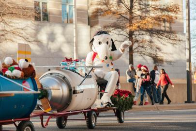 Photos: Big Jingle Jubilee Holiday Parade