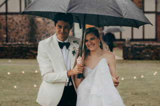 Real Arkansas Wedding: Kathleen Ory of New Orleans and Griffin Hanna of Fort Smith