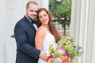 Real Arkansas Wedding: Caitlin Abiseid & Nick Shull of Little Rock